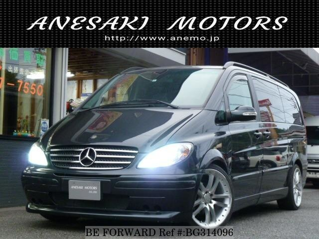 Used 2004 MERCEDES-BENZ VIANO BG314096 for Sale