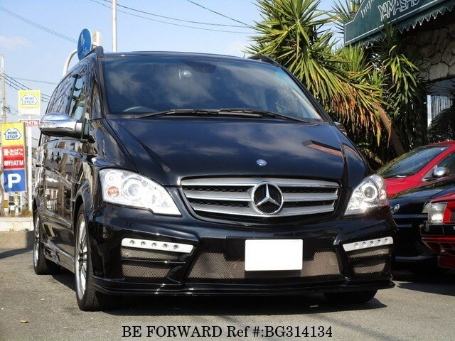 Used 2008 MERCEDES-BENZ V-CLASS BG314134 for Sale