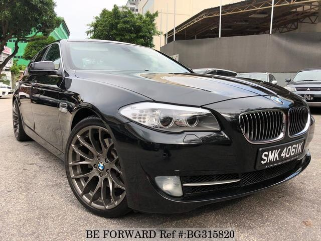 Used 2012 Bmw 5 Series 535i For Sale Bg315820 Be Forward