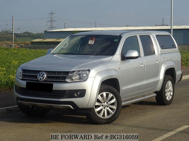 Used 2011 Volkswagen Amarok Manual Diesel For Sale Bg316059 Be Forward