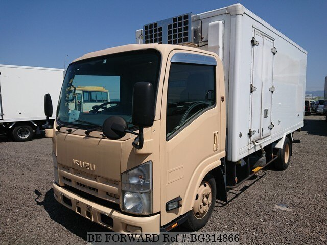Used 2009 ISUZU ELF TRUCK BG314866 for Sale
