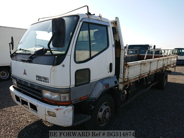 Used 1997 MITSUBISHI FIGHTER MIGNON BG314874 for Sale