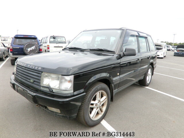Used 1997 LAND ROVER RANGE ROVER 4 6HSE/E-LP46D for Sale