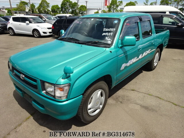 Used 1998 TOYOTA HILUX TRUCK BG314678 for Sale