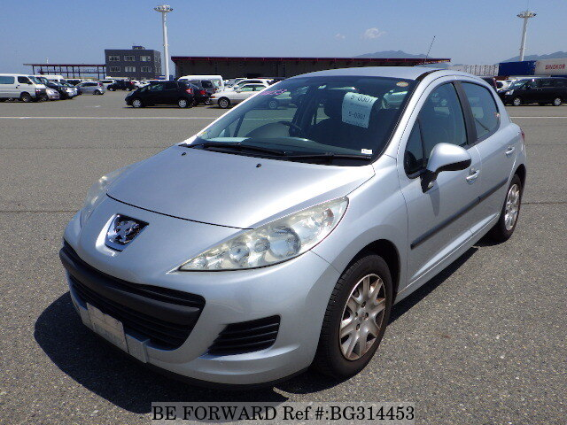 Used 2010 PEUGEOT 207 BG314453 for Sale