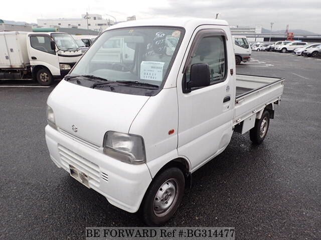 Used 1999 SUZUKI CARRY TRUCK BG314477 for Sale