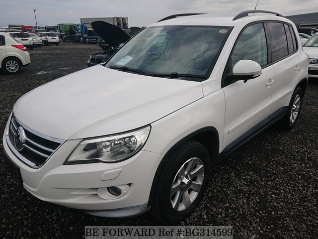 Used 2010 VOLKSWAGEN TIGUAN BG314599 for Sale