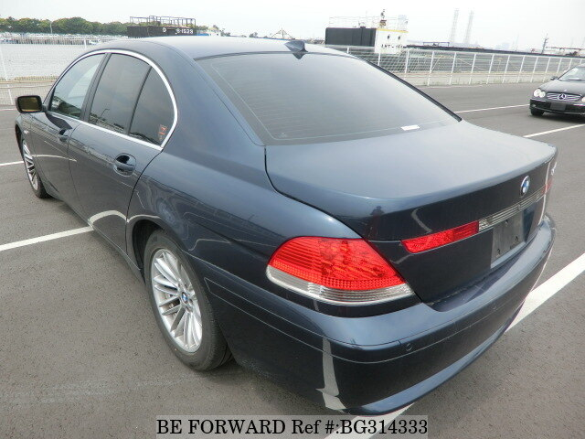 Used 2003 BMW 7 SERIES 745I/GH-GL44 for Sale BG314333 - BE