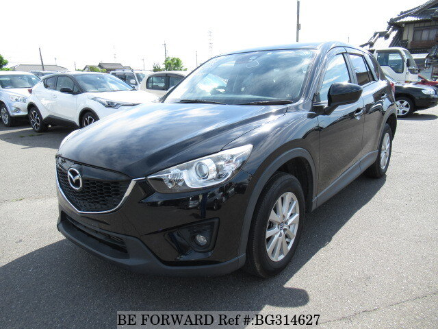 Used 2013 MAZDA CX-5 BG314627 for Sale