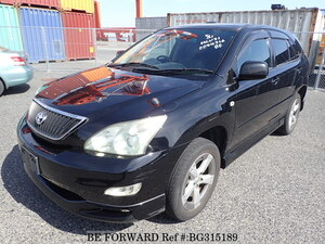Used 2005 TOYOTA HARRIER BG315189 for Sale