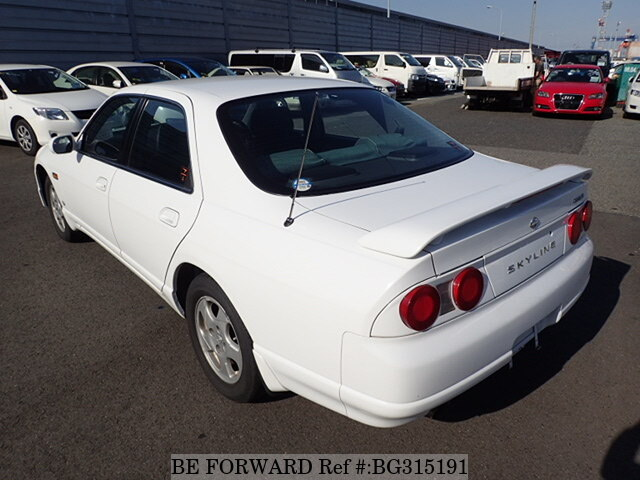 Used 1996 NISSAN SKYLINE GTS-4 TYPE X/E-ENR33 for Sale BG315191 - BE