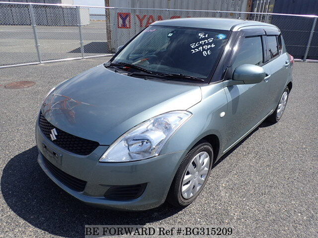 Used 2013 SUZUKI SWIFT BG315209 for Sale