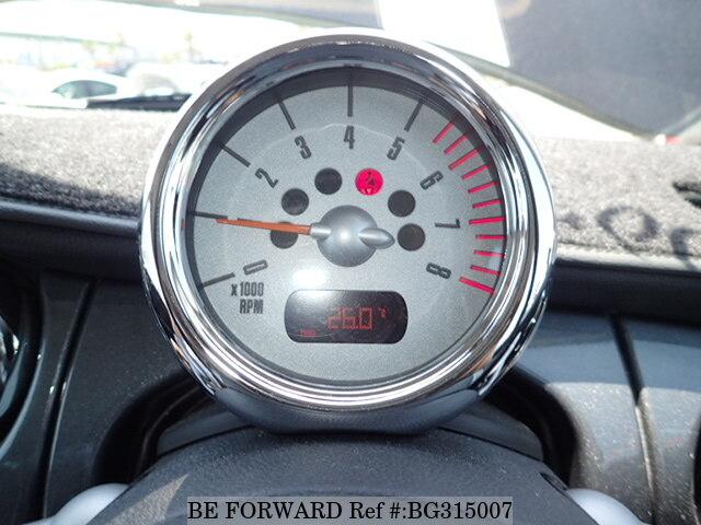 Used 2002 BMW MINI COOPER/GH-RA16 for Sale BG315007 - BE FORWARD