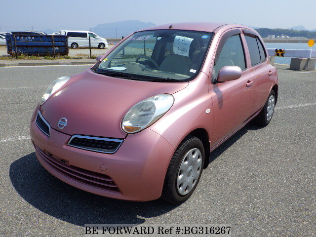 Used 2009 NISSAN MARCH BG316267 for Sale
