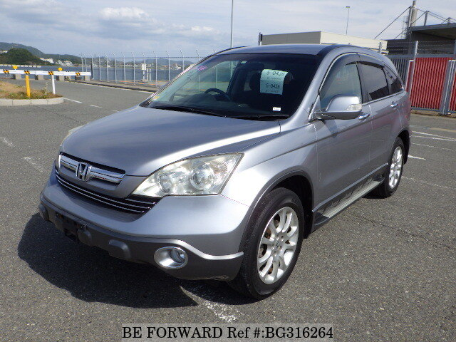 Used 2006 HONDA CR-V BG316264 for Sale