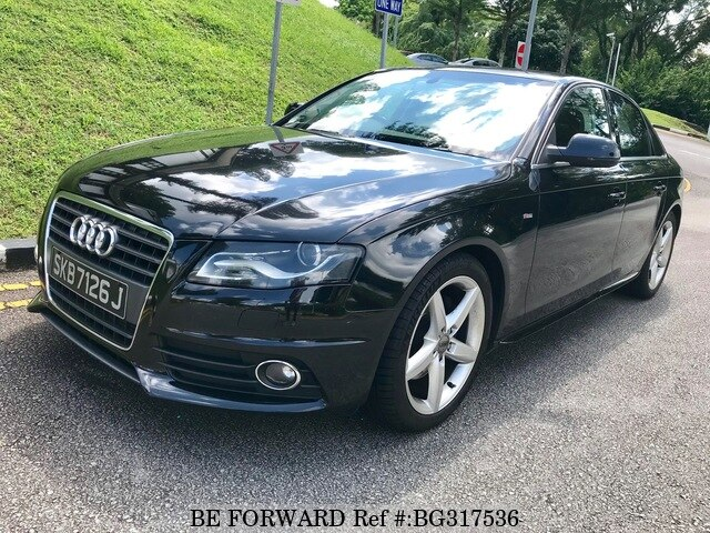 Used 2011 AUDI A4 BG317536 for Sale