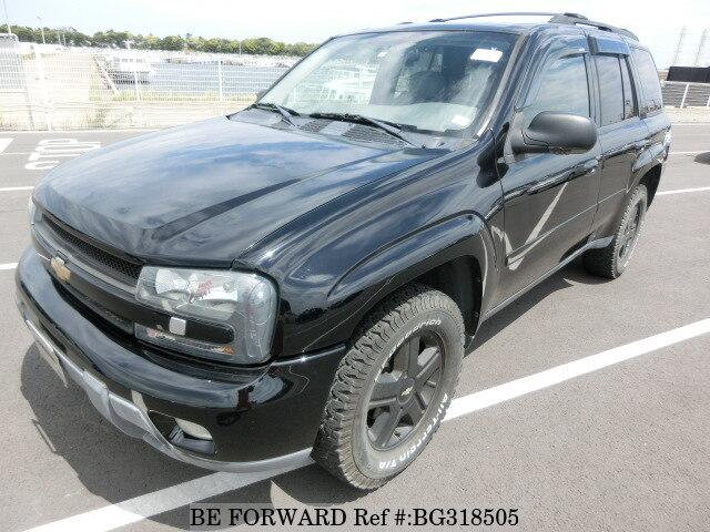 Used 2006 Chevrolet Trailblazer Ltz Gh T360 For Sale