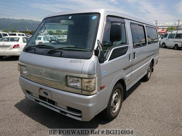 Used 2006 MAZDA BONGO BRAWNY VAN/KR-SKF6V for Sale ...