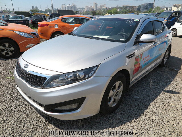 Used 2013 KIA K5 (OPTIMA) BG319909 for Sale