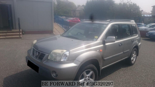 Used 2002 NISSAN X-TRAIL BG320297 for Sale