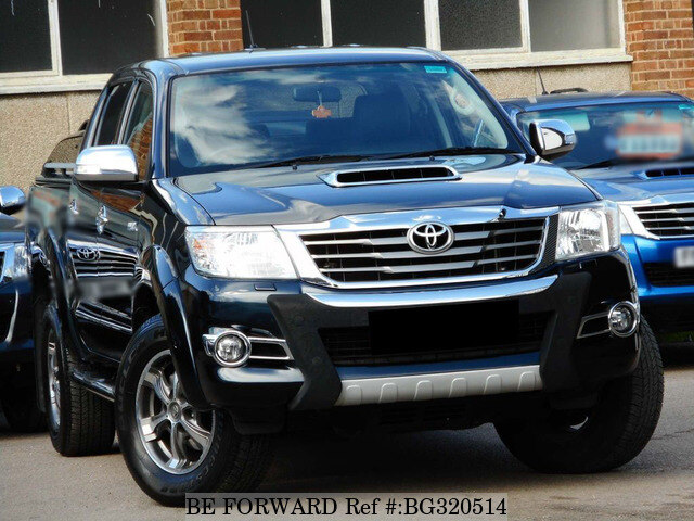 Used 2016 TOYOTA HILUX BG320514 for Sale