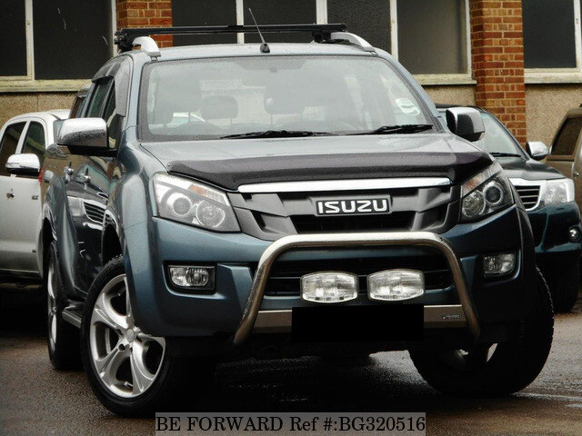 Used 2014 ISUZU D-MAX BG320516 for Sale