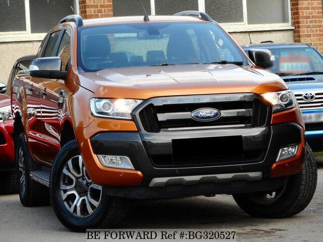 2016 Ford Ranger >> Used 2016 Ford Ranger Automatic Diesel For Sale Bg320527 Be Forward