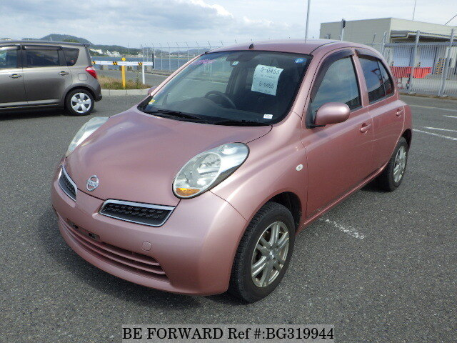 Used 2010 NISSAN MARCH BG319944 for Sale