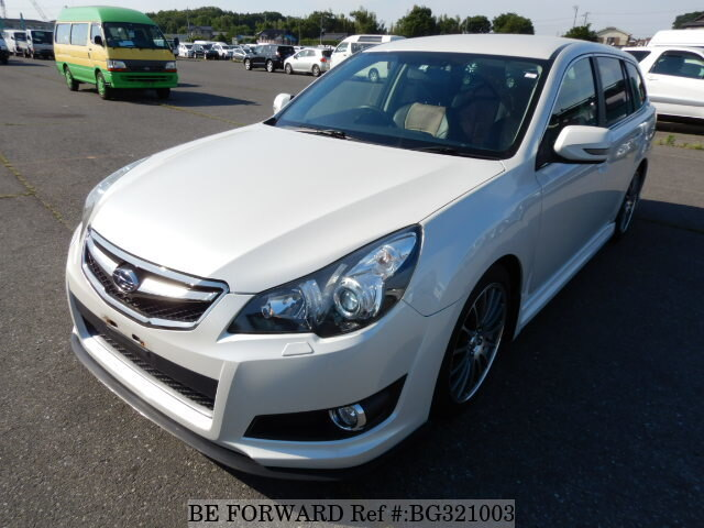 Used 2009 SUBARU LEGACY TOURING WAGON BG321003 for Sale