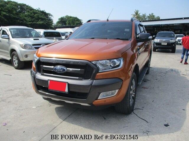 2016 Ford Ranger >> Used 2016 Ford Ranger 3 2 For Sale Bg321545 Be Forward