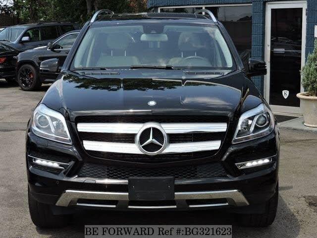 2015 Mercedes Benz Gl Class