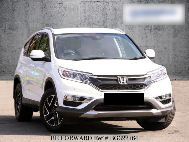Used 2017 Honda Crv >> Used 2017 Honda Cr V Automatic Diesel For Sale Bg322764 Be Forward
