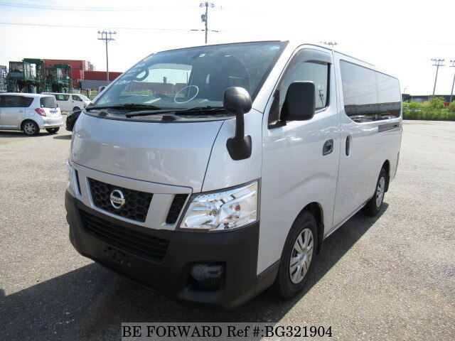 Used 2014 NISSAN CARAVAN VAN BG321904 for Sale