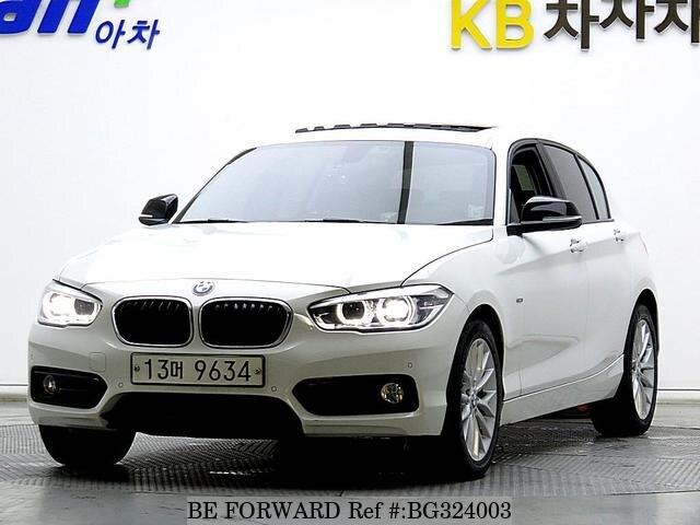 Used 2016 Bmw 1 Series Bg324003 For