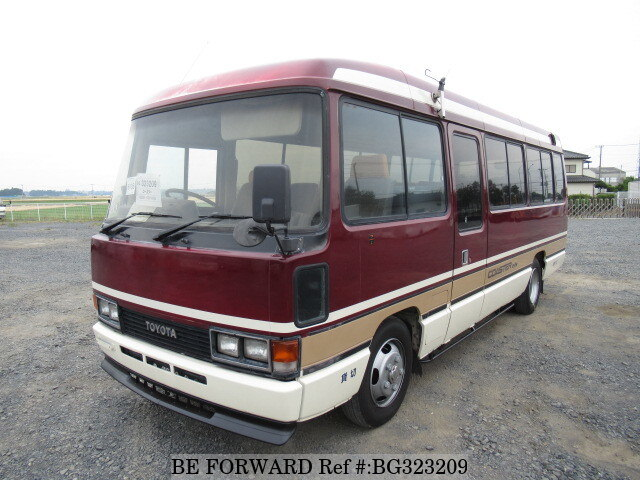 Used 1991 TOYOTA COASTER BG323209 for Sale