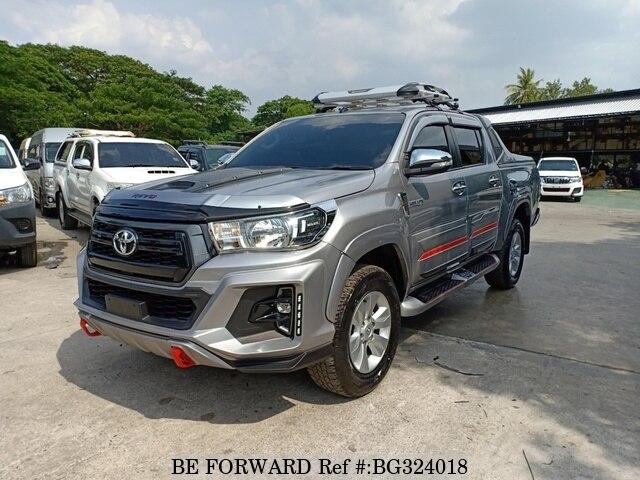 Toyota Hilux 2017 >> 2017 Toyota Hilux