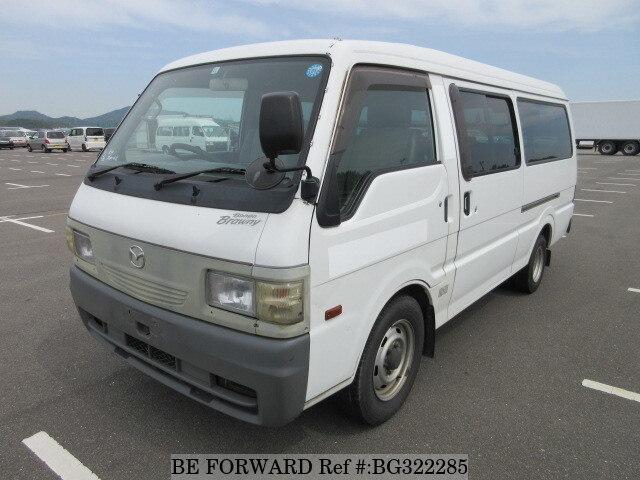 Used 2008 MAZDA BONGO BRAWNY VAN/ADF-SKF6V for Sale ...