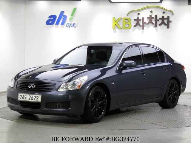 Used 2007 INFINITI G35 BG324770 for Sale
