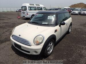Used 2008 Bmw Mini Clubman Clubmanaba Ml16 For Sale Bg325356 Be