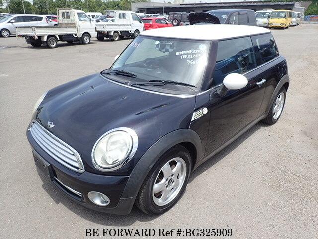 Mini Cooper Bmw >> 2008 Bmw Mini