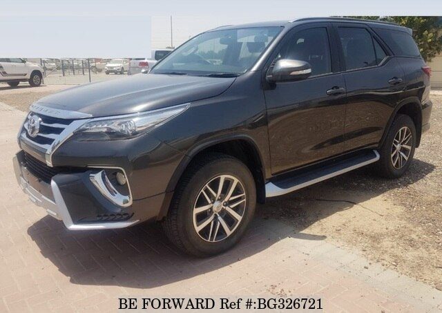 Used 2015 TOYOTA FORTUNER 2 8 for Sale BG326721 - BE FORWARD