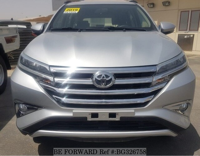 Used 2019 Toyota Rush 1500 For Sale Bg326758 Be Forward