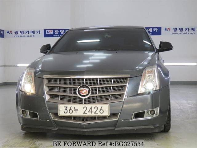 Cts For Sale >> Used 2008 Cadillac Cts For Sale Bg327554 Be Forward