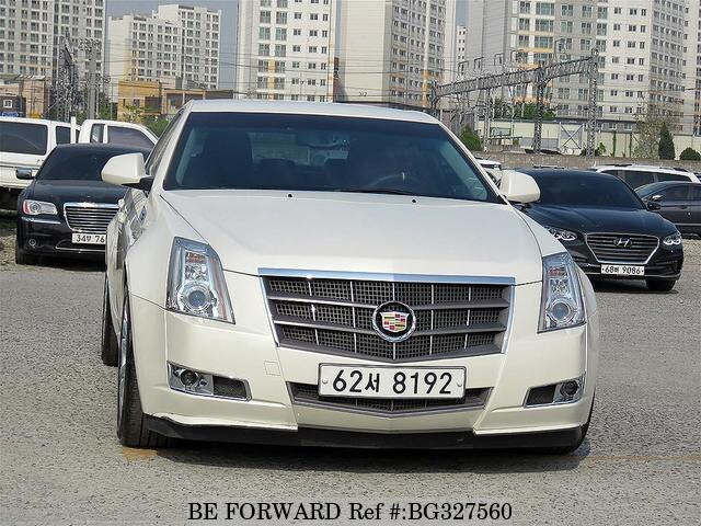 Cts For Sale >> Used 2010 Cadillac Cts For Sale Bg327560 Be Forward