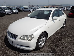 Used 2006 TOYOTA MARK X BG327218 for Sale