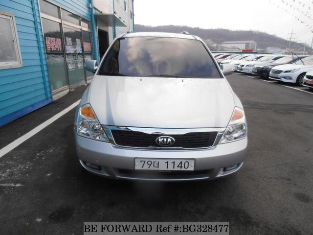 Used 2014 KIA CARNIVAL BG328477 for Sale