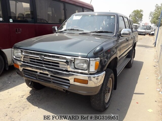 Used 1996 TOYOTA HILUX BG316951 for Sale