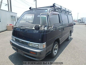 Used 1993 NISSAN CARAVAN COACH BG322329 for Sale