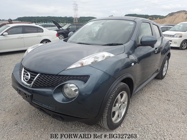 Used 2011 NISSAN JUKE BG327263 for Sale