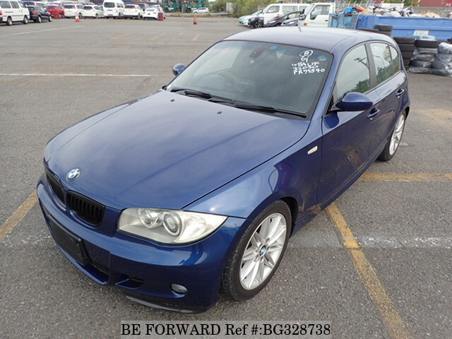 Used 2006 BMW 1 SERIES BG328738 for Sale